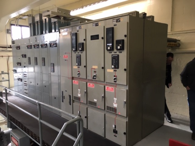 Switchgear - MCC Upgrade